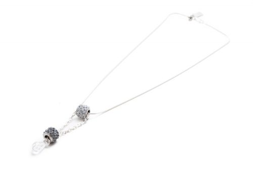 Swarovski sterling necklace