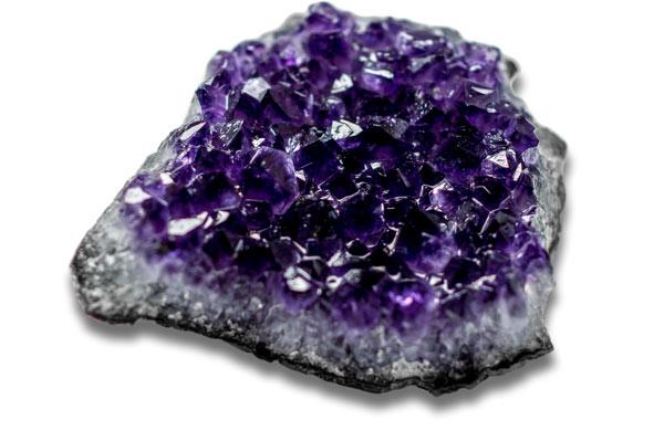 Gemstone Energy - Amethyst - LULU B - Mary Lou Banks