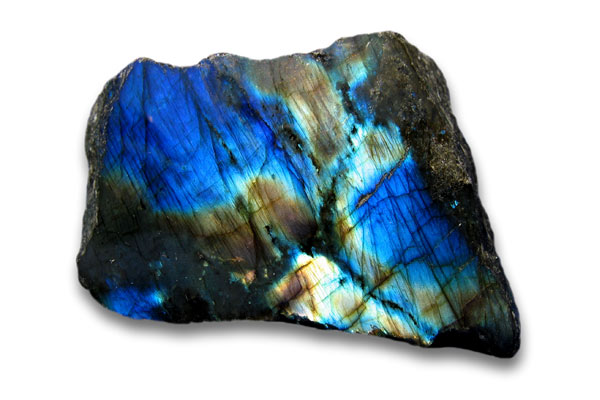Gemstone Energy - Labradorite - LULU B - Mary Lou Banks