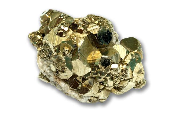 Gemstone Energy - Pyrite - LULU B - Mary Lou Banks