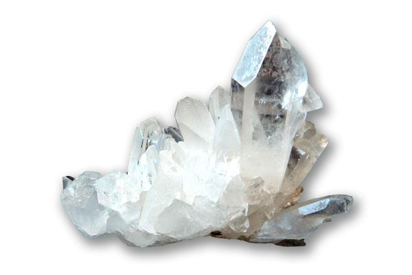 Gemstone Energy - Clear Quartz - LULU B - Mary Lou Banks